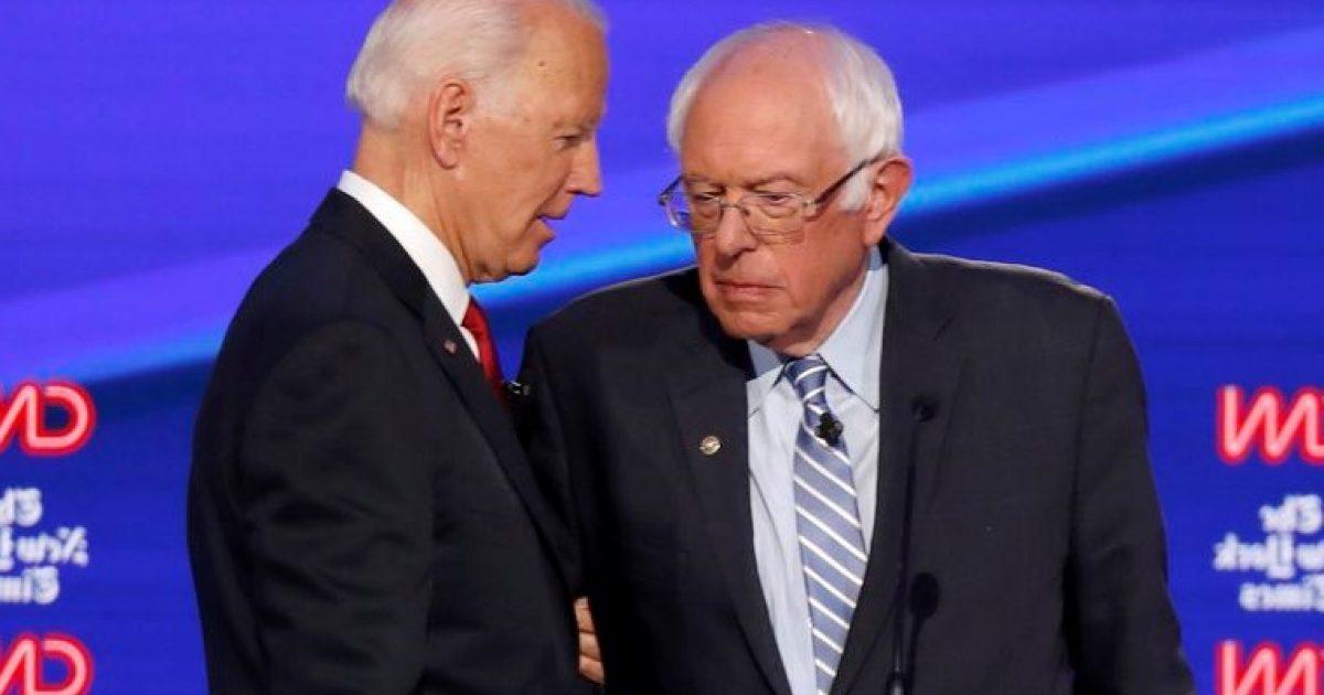 polls, Bernie, Biden, TeamKJ, Kevin Jackson