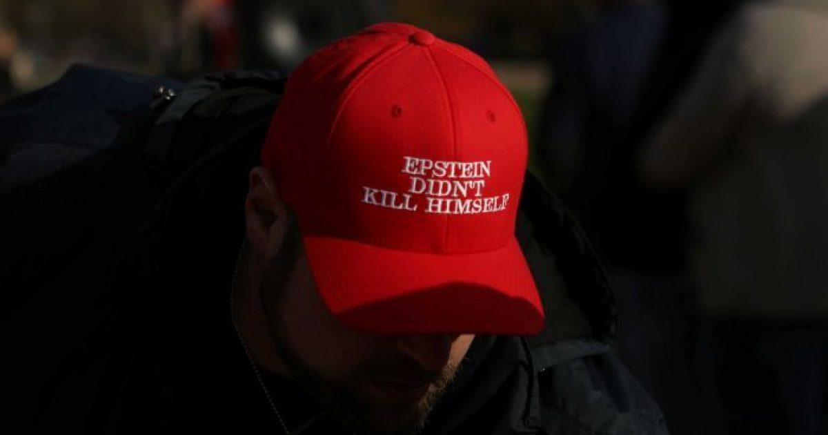 Epstein, jail, gun, TeamKJ, Kevin Jackson