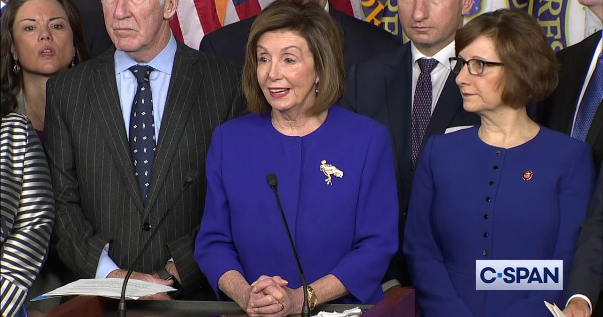 Democrats, Pelosi, TeamKJ, Kevin Jackson