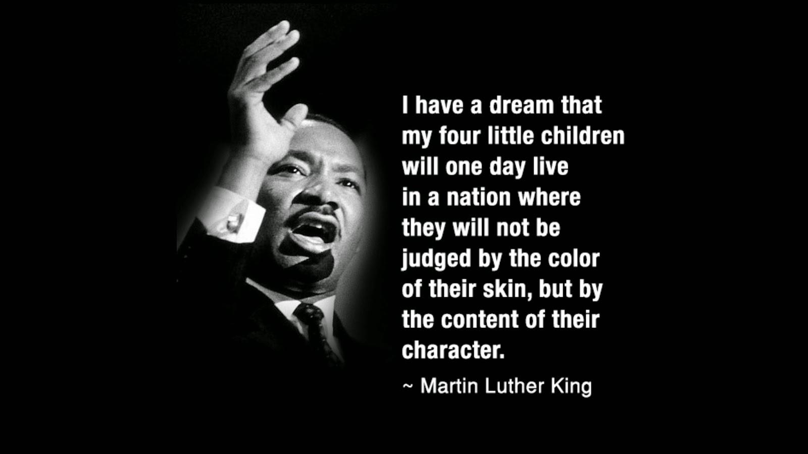 Martin Luther King, MLK, Dream, #TeamKJ, #KevinJackson