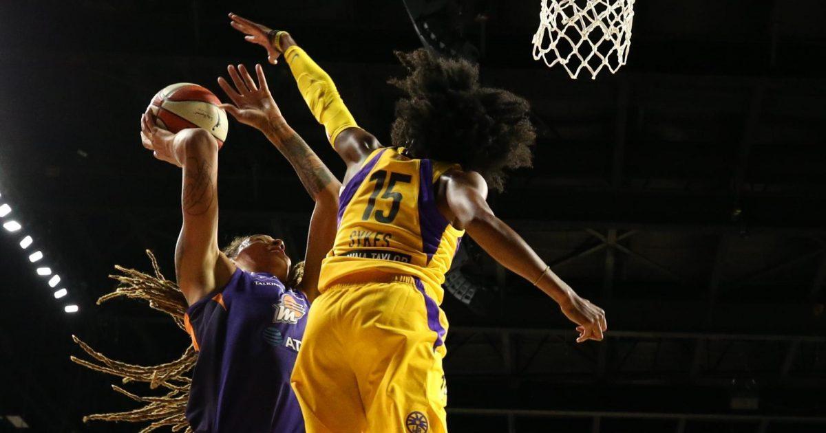 WNBA, #TeamKJ, #KevinJackson
