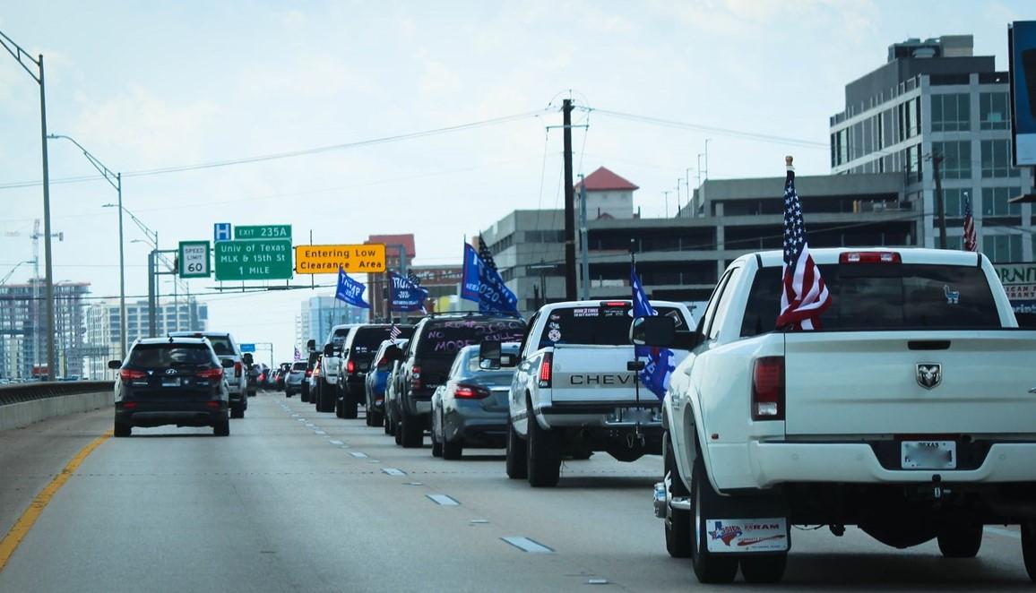 Parade, #TeamKJ, #KevinJackson