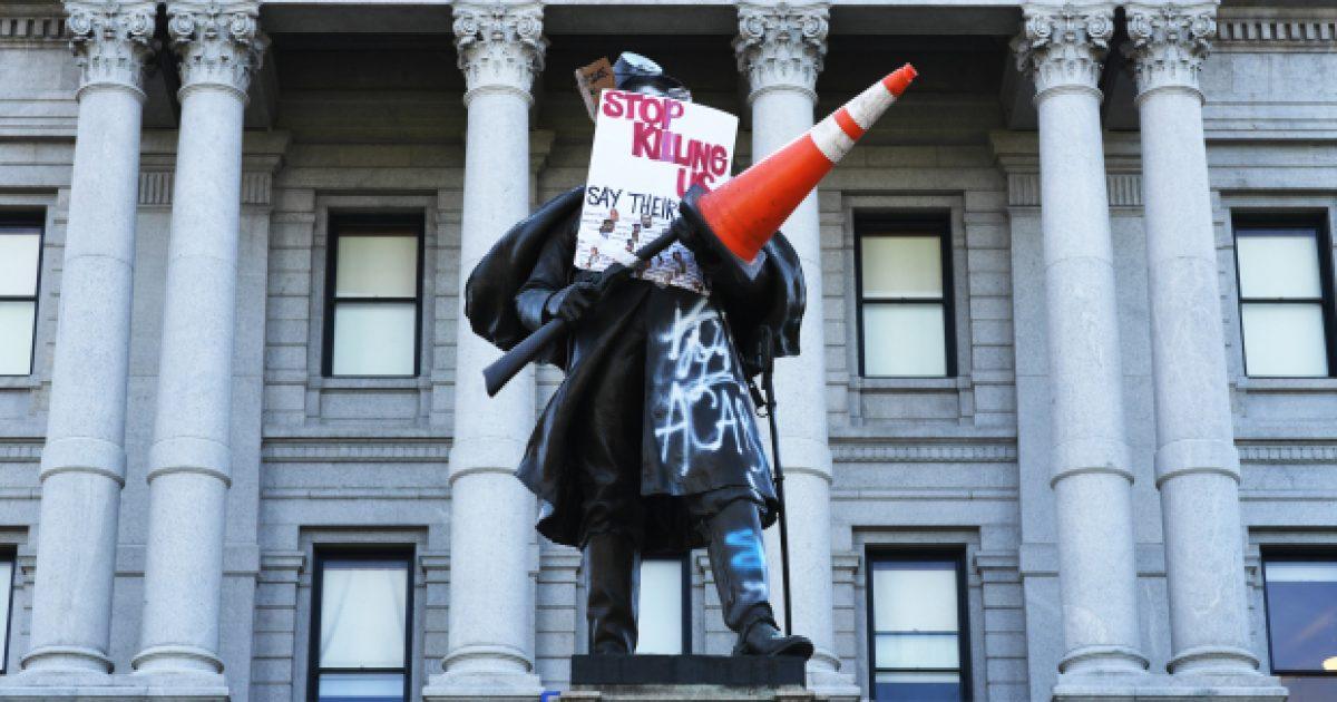 Colorado, protestors, #TeamKJ, #KevinJackson