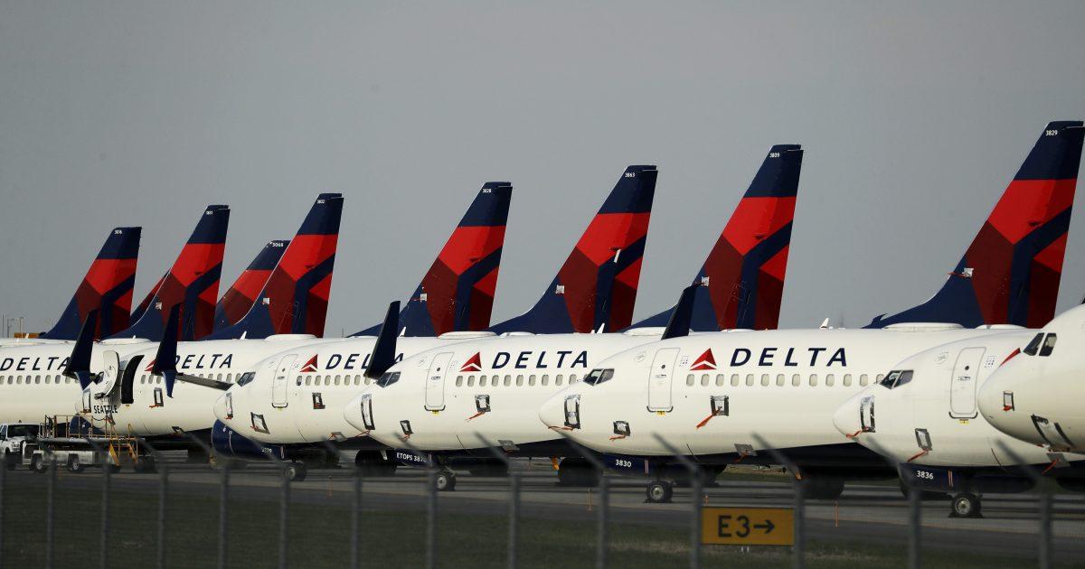 Delta Airlines, Trump supporters, TeamKJ, KevinJackson