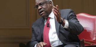 Clarence Thomas, black, Supreme Court Justice, TeamKJ, Kevin Jackson