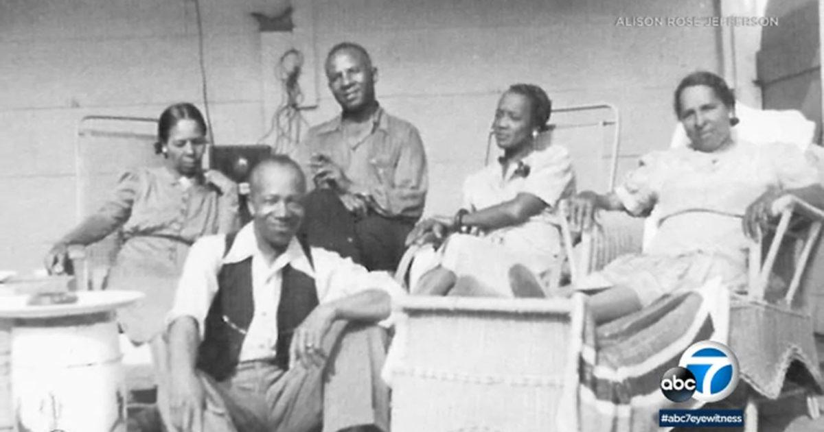 Bruce Family, reparations, TeamKJ, Kevin Jackson