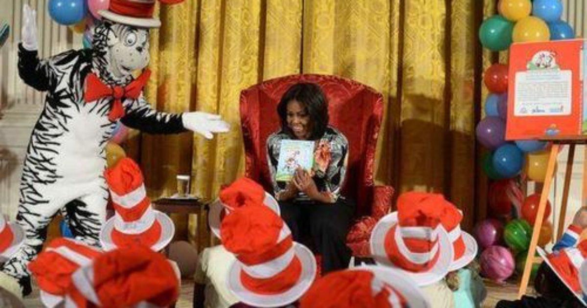Seuss, Obama, TeamKJ, Kevin Jackson
