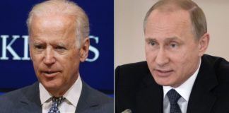 Biden, Putin, The Kevin Jackson Network