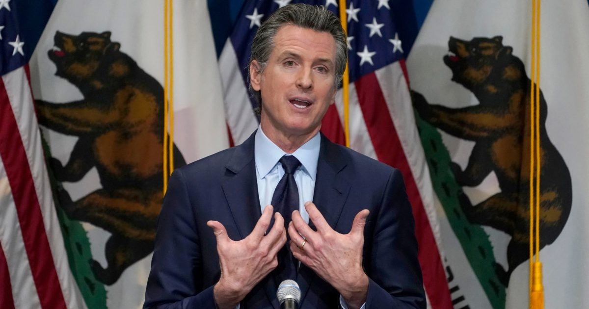 newsome, california, green energy, Kevin Jackson