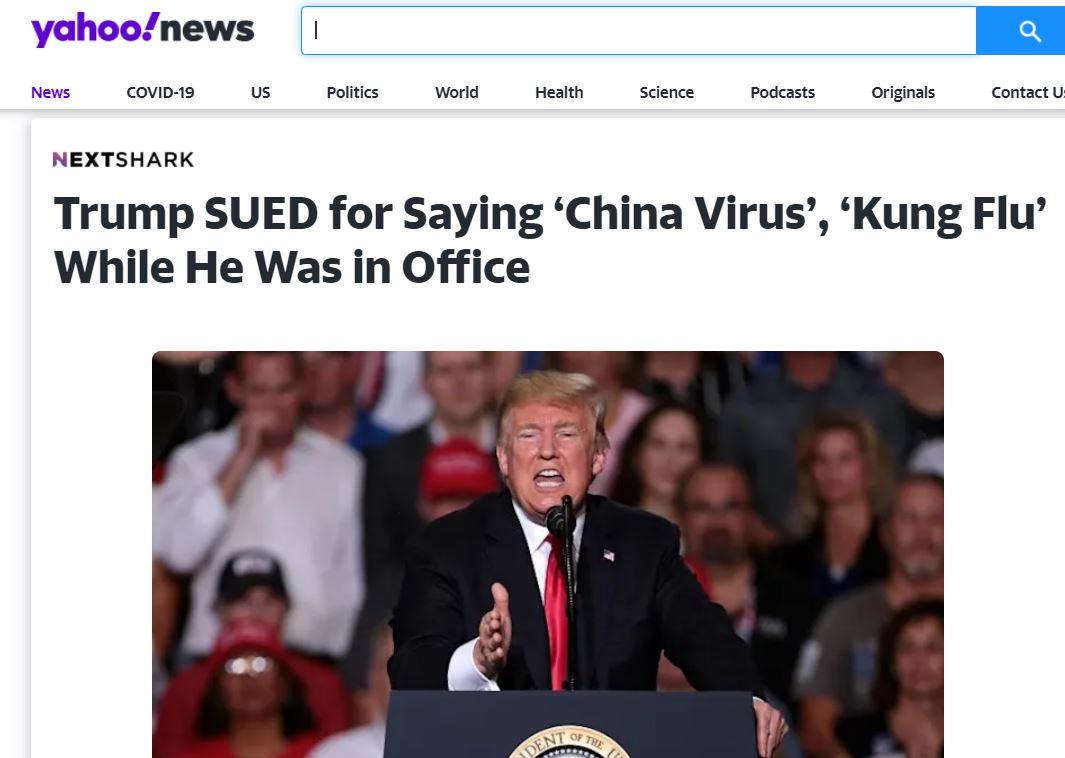 Wuflu,Trump