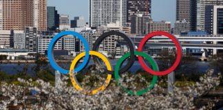 Olympics, Kevin Jackson, BLM
