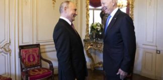 Biden, Putin, Kevin Jackson