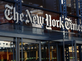New York Times, journalists, Kevin Jackson