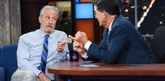 Jon Steward, Stephen Colbert, Kevin Jackson