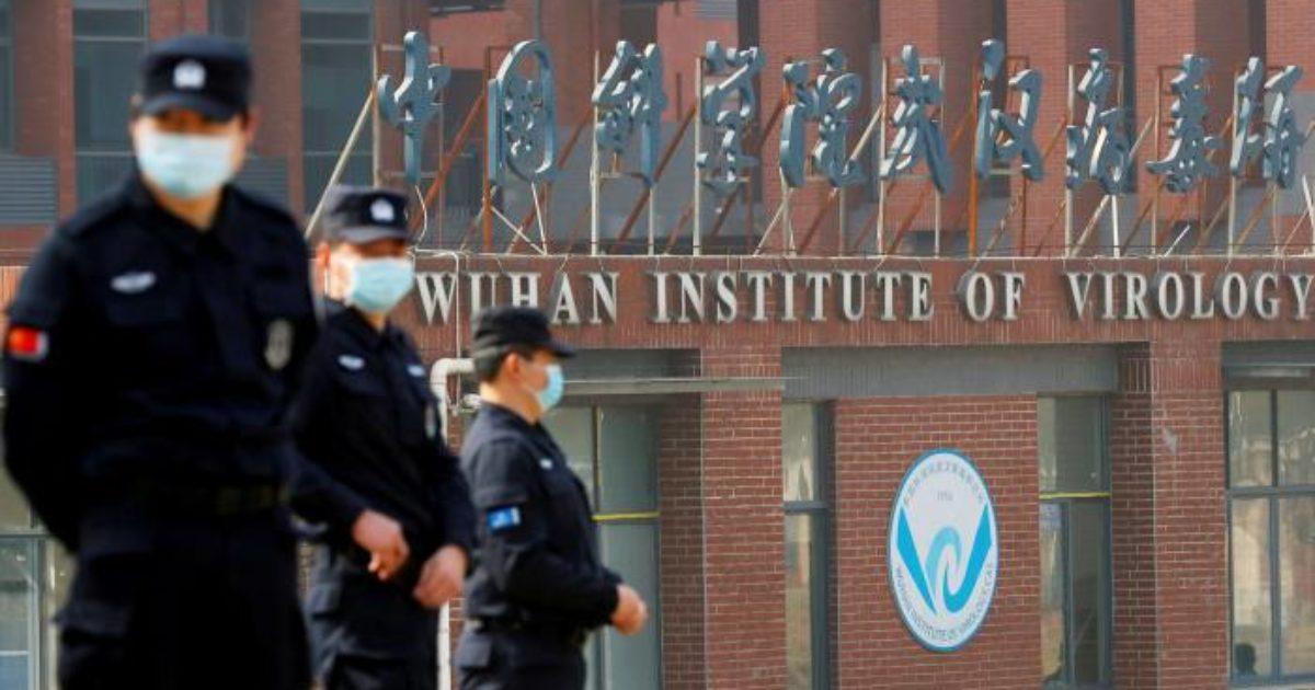 Wuhan Lab, Kevin Jackson