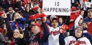 Cleveland, Indians, Guardians, woke, Kevin Jackson