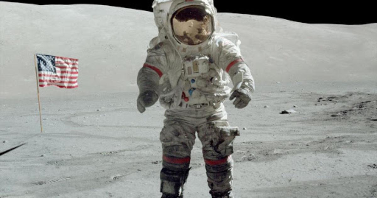 moon, NASA, Kevin Jackson