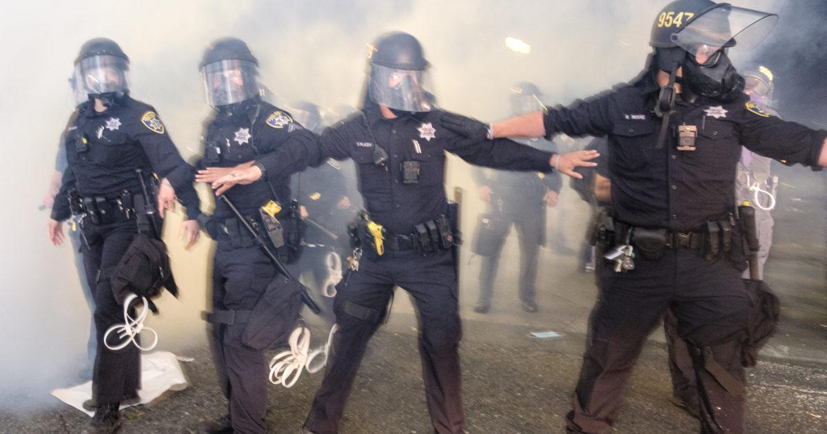 Oakland, Police, Kevin Jackson