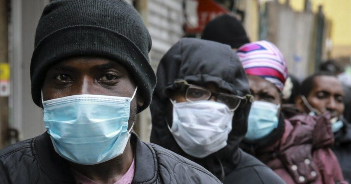 WuFlu, blacks, mask, Kevin Jackson