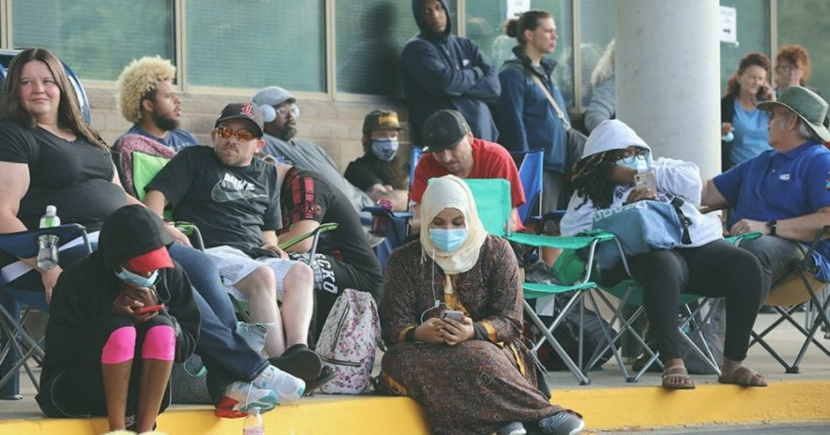 unemployment, Kevin Jackson Network