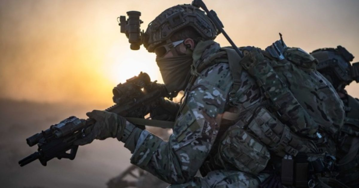special forces, Afghanistan, Troops, Kevin Jackson
