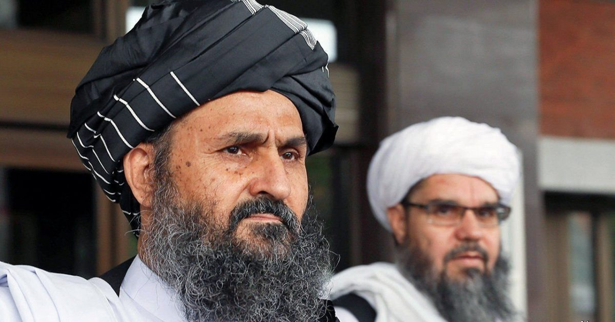 Baradar, Taliban, Kevin Jackson
