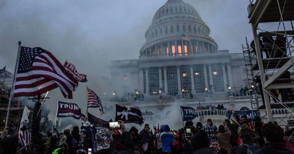 Capitol riots, Jan 6th, Kevin Jackson