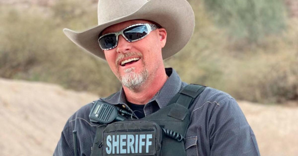 Sheriff, Mark Lamb, Kevin Jackson