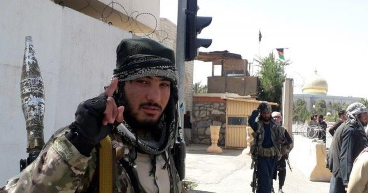 Taliban, Biden, Kevin Jackson