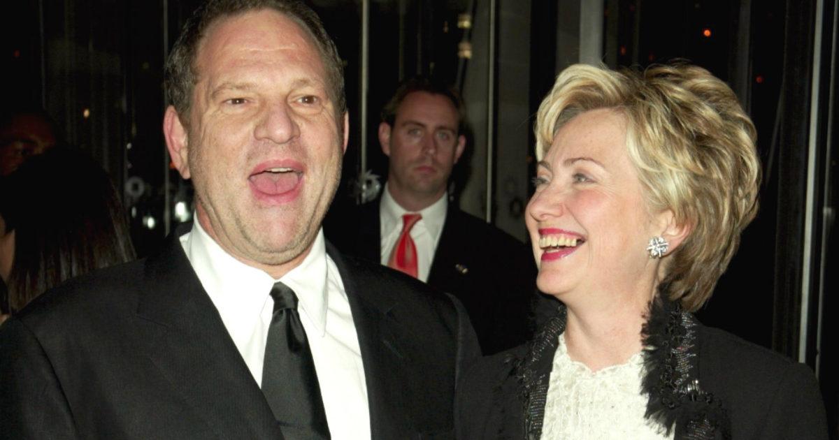 Weinstein, Clinton, Predators, Kevin Jackson