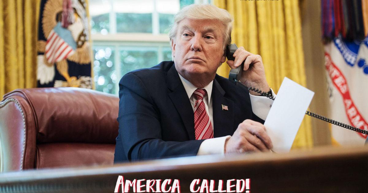 Trump, America, Kevin Jackson
