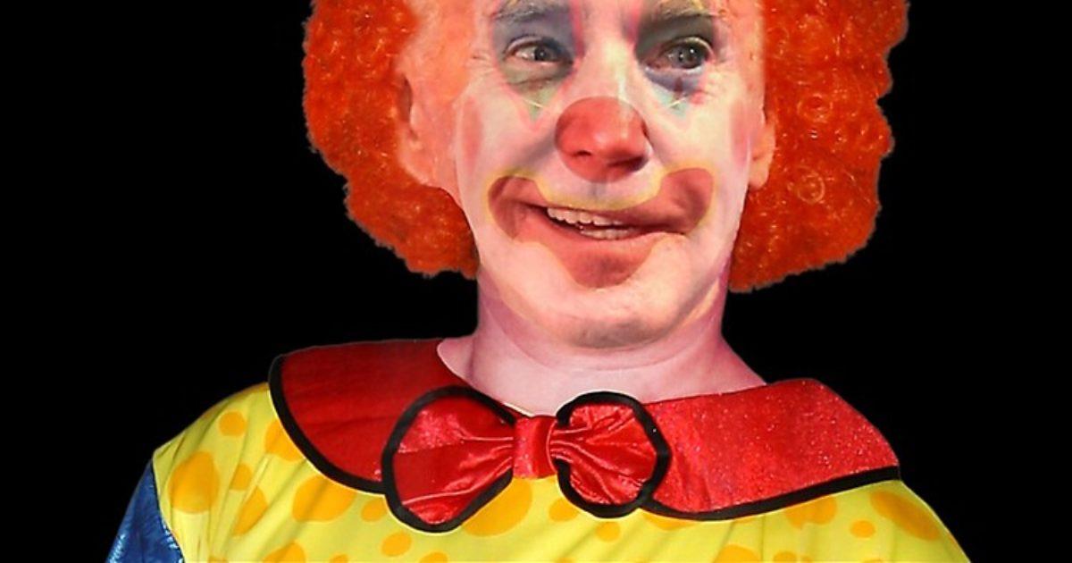 Biden, Clown, Kevin Jackson