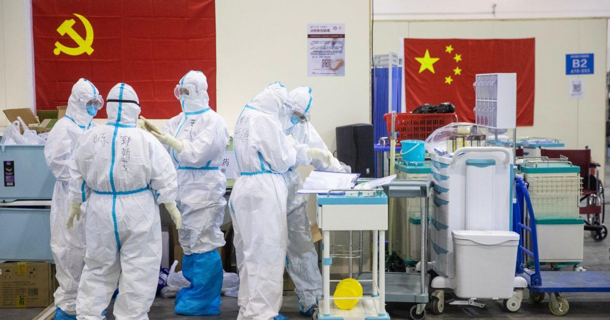 China, WuFlu, covid, coronavirus, Kevin Jackson