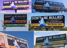 Billboards Fighting Against Wuflu Scam