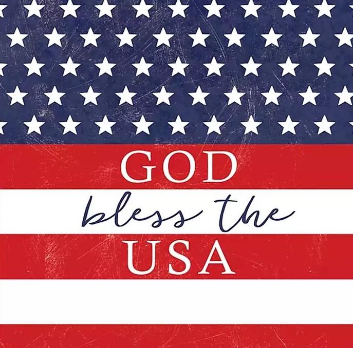 Greenwood, God Bless the USA, Kevin Jackson