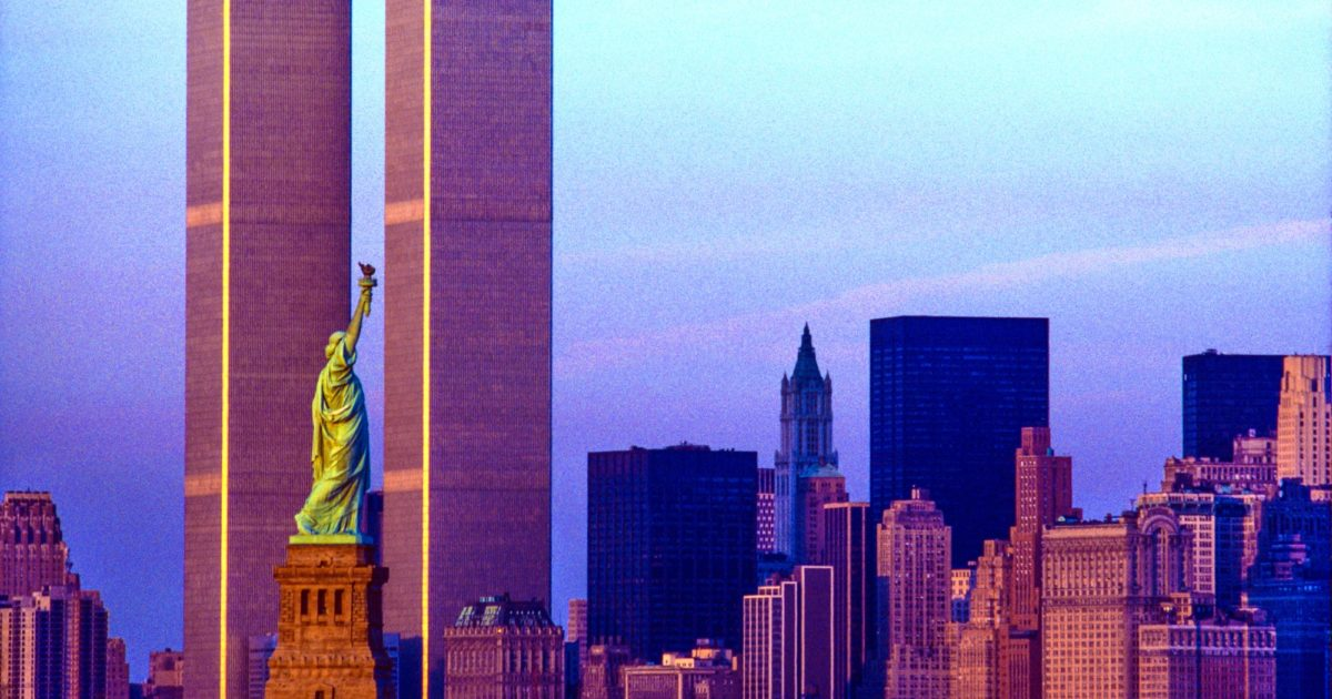 twin towers, 9/11, Kevin Jackson