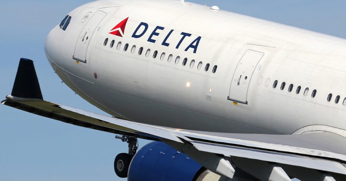 Delta, airlines, airplane, pilot, Kevin Jackson