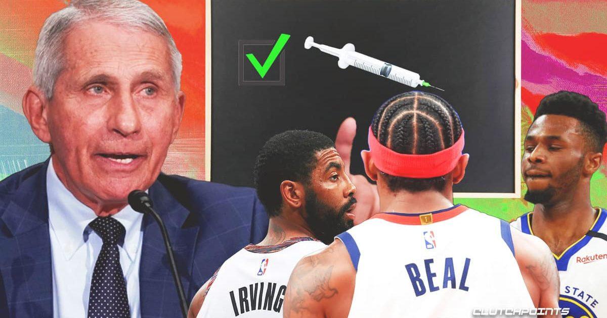 NBA, vaccine, vaccinated