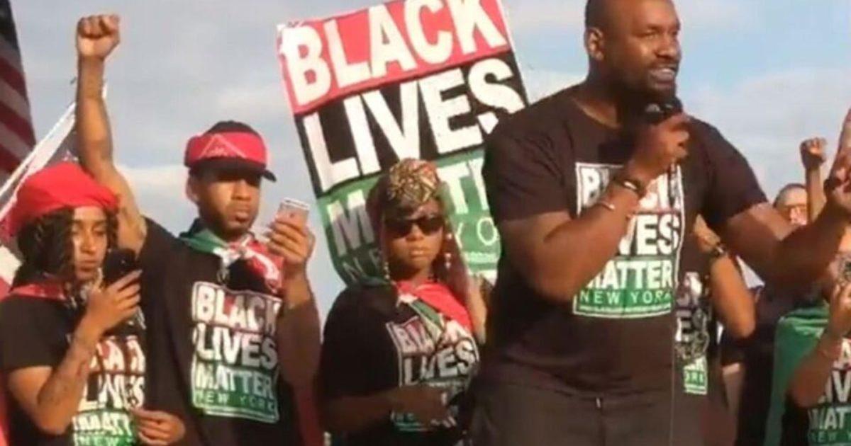 BLM, Black Lives Matter, anti-vaxxers, Kevin Jackson